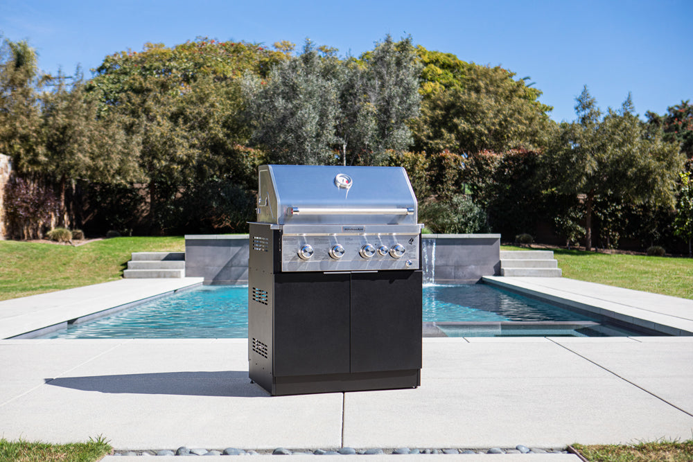 Outdoor Kitchen Series Grill Cabinet