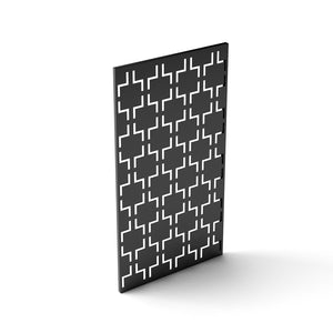 Veradek Metallic Screen Panel - Quadra
