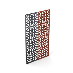 Veradek Corten Steel Screen Panel - Parilla