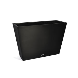Large trough planter, commercial trough planter