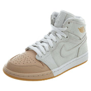 Nike Air Jordan 1 Retro High Premium White Womens Style :AH7389