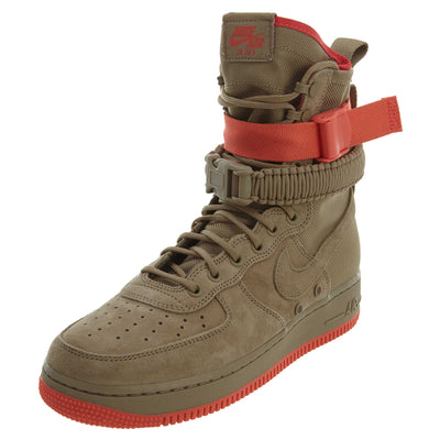 Nike SF Air Force 1 'Rush Coral'  Mens Style :864024