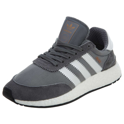 Adidas Iniki Runner Grey White Trainers Mens Style :BB2089