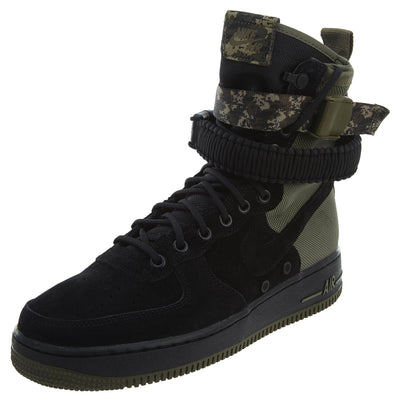 Nike SF Air Force 1 'Olive' Mens Style :864024