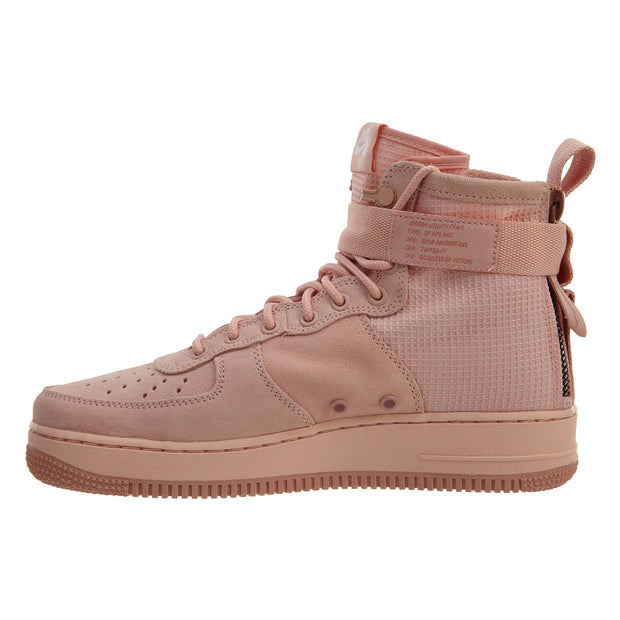 Nike SF AF1 Mid Suede - coral stardust/red stardust Mens Style :AJ9502