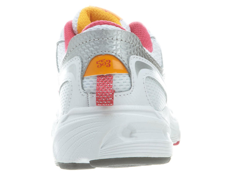 New Balance Reviews Big Kids Style Kj553