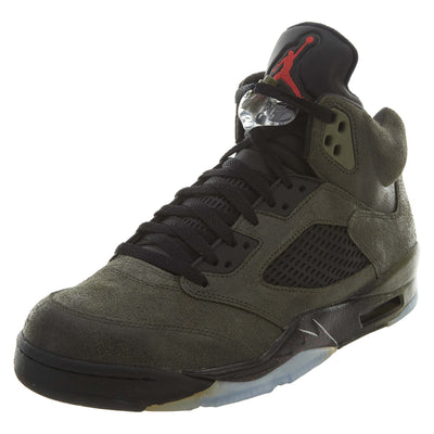 Jordan 5 Retro Fear Pack Mens Styles : 626971-350