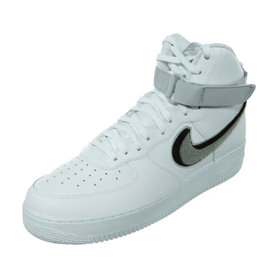 Nike Air Force 1 High '07 Lv8 white/wolf grey Mens Style :806403