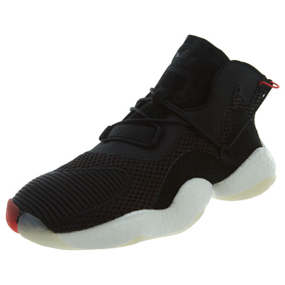 Adidas Crazy BYW Black White Red Boost Basketball Mens Style :B37480