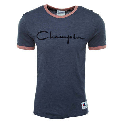 Champion Jersey Ringer Tee Mens Style : T39474
