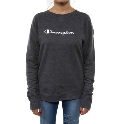 Champion Fleece Pullover Crew Womens Style : W2956g