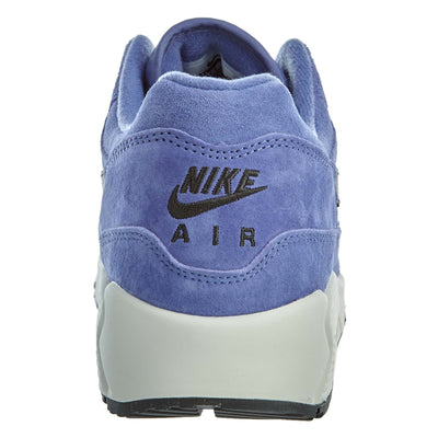 Nike Air Max 90/1 Purple Basalt Suede Running Mens Style :AJ7695