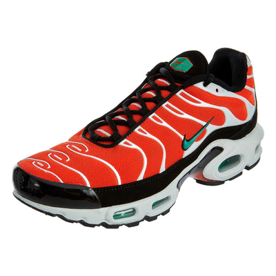 Nike Air Max Plus Team Orange Green Black Mens Style :852630