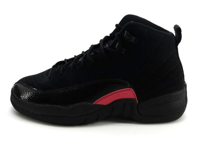 Air Jordan 12 Retro (GG) - black/dark grey Boys / Girls Style :510815