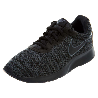 Nike Tanjun Premium Black Mesh Running Shoes Womens Style :917537