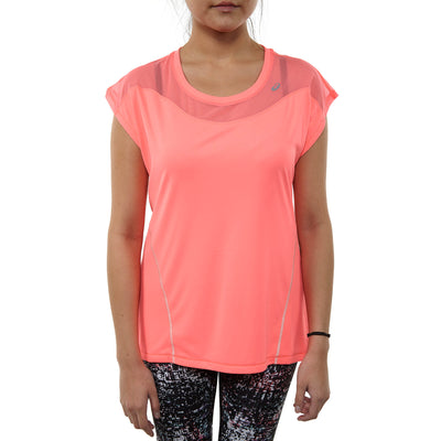 Asics Lite-show Favorite Short Sleeve Womens Style : Wr2964-1612