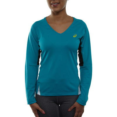 Asics Fujitrail Long Sleeve Top Womens Style : W114424