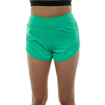 Asics Cleo Pop Short Womens Style : 124422-5008