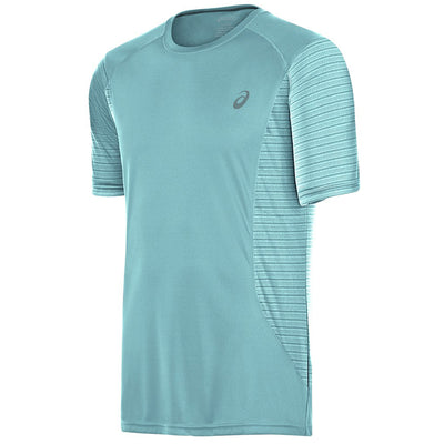 Asics Fav Printed Short Sleeve Tee Mens Style : Mr2952