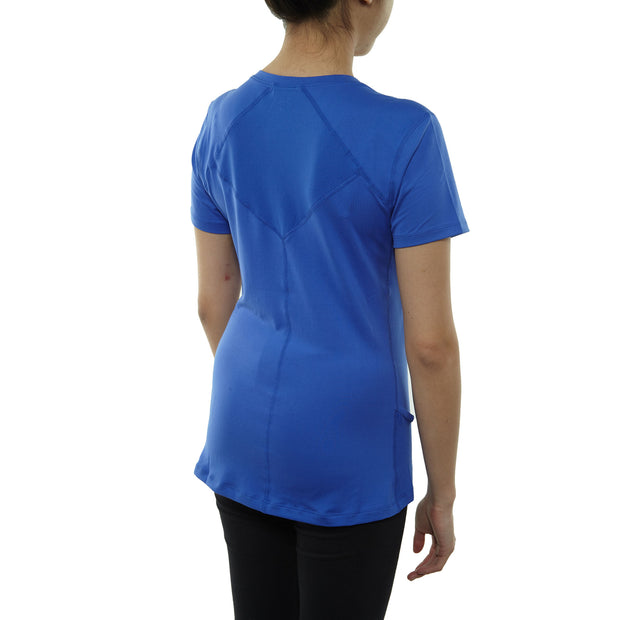 Asics Asx Dry Short Sleeve Womens Style : Wr3128