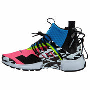 NikeX Acronym Air Presto Mid High-top sneakers Mens Style :AH7832