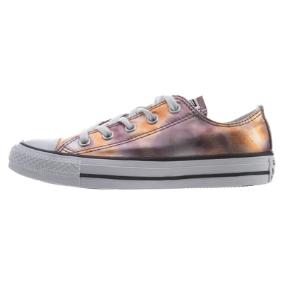 Converse Chuck Taylor All Star Shoes In Metallic Gold Unisex Style : 157654f-Dusk Pink/White/Black