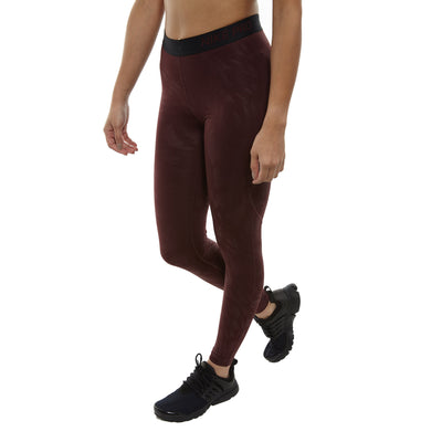Nike  Pro Warm Embossed Wing Tights Womens Style : 932084-652