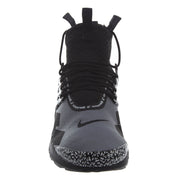 Nike Air Presto Mid X Acronym Cool Grey Black White  Mens Style :AH7832