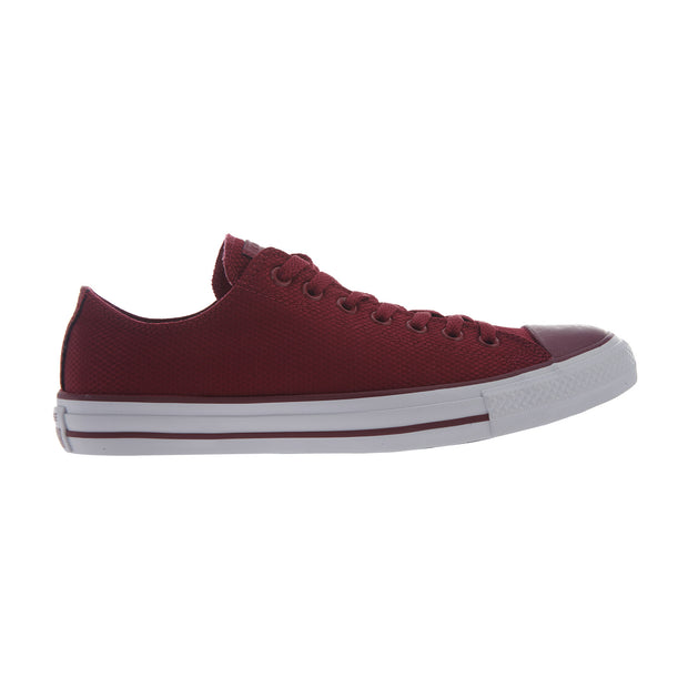 Converse Chuck Tailor All Star Ox Unisex Style : 155420f-RHUBARB/WHITE/BROWN