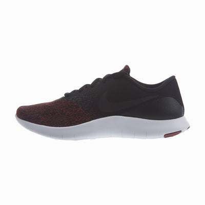 Nike Flex Contact Black/Black Dark Team Red  Mens Style :908983
