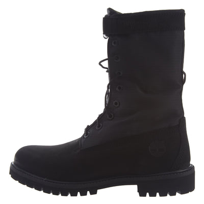"Timberland 6"" Premium Gaiter Boot Mens Style : Tb0a1ubp-Blk"