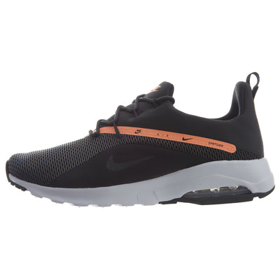 Nike Air Max Motion Racer 2 Black Grey Womens Style :AA2182