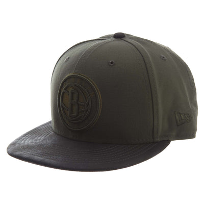 New Era Sueded Up 950 Brooklyn Nets Snapback #30 Unisex Style : 11826830-GREEN