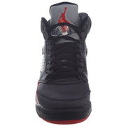 "Air Jordan 5 Retro (gs) ""satin"" - black Boys / Girls Style :440888"