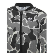 Adidas Camo Trefoil Sst Track Suit Toddlers Style : D96093-MULTCO/CARBON