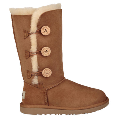 Ugg Bailey Button Triplet Ii Little Kids Style : 1017405k-Che