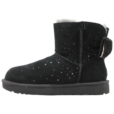 Ugg Stargirl Bow Mini Womens Style : 1098475-Blk