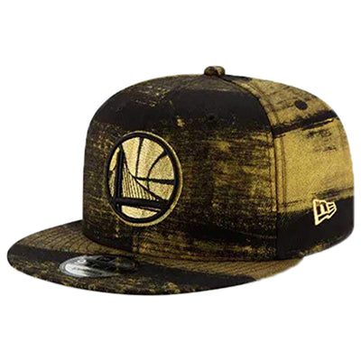 New Era Painted Prime 950 Golden State Warrior Snapback #32 Mens Style : 80637754-GOLD