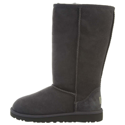 Ugg Classic Tall Boots Little Kids Style : 5229k-Grey