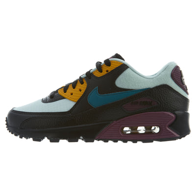 Nike Air Max 90 Geode Teal Black Bordeaux Womens Style :325213