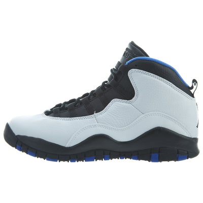 Air Jordan 10 Retro Gs - white/black-royal Boys / Girls Style :310806