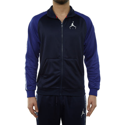 Jordan Sportswear Jumpman Taped Tricot Jacket Mens Style : Aq2691-416