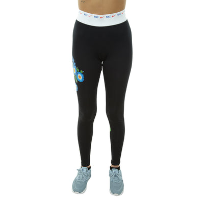 Nike Sportswear Graphic Leggings Womens Style : Aq9728-010