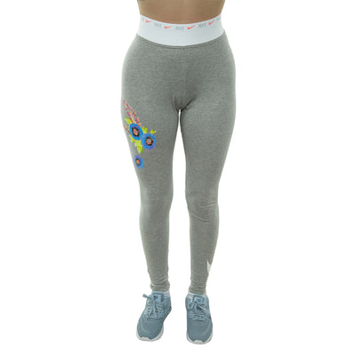 Nike Sportswear Graphic Leggings Womens Style : Aq9728-063