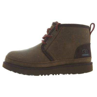 Ugg Neumel Ii Wp Little Kids Style : 1017322k-GRZ