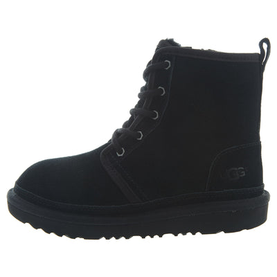 Ugg Harkley Chukka Boot Little Kids Style : 1017326k-Blk