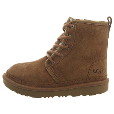 Uggs Harkley Chukka Boot Little Kids Style : 1017326k-CHE