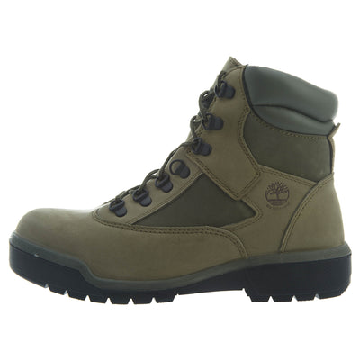 "Timberland 6"" Field Boots Mens Style : Tb0a1rbp-Green"
