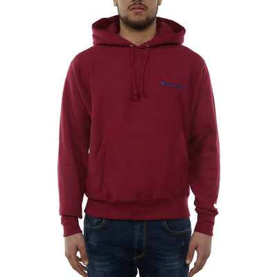 Champion Fleece Pullover Hoodie Mens Style : Gf68y07229-QWF