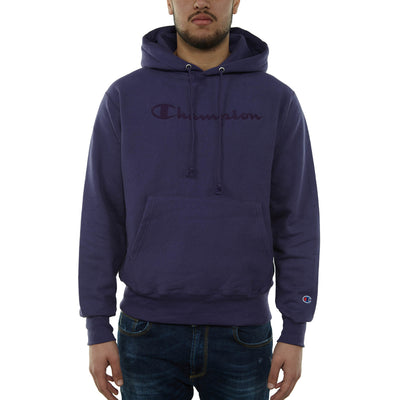 Champion Fleece Pullover Hoodie Mens Style : Gf68-AFC